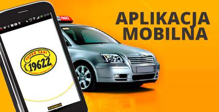 Aplikacja Mobilna Super Taxi Rzeszów